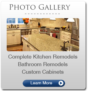 Remodeling Photo Gallery - Houston Texas